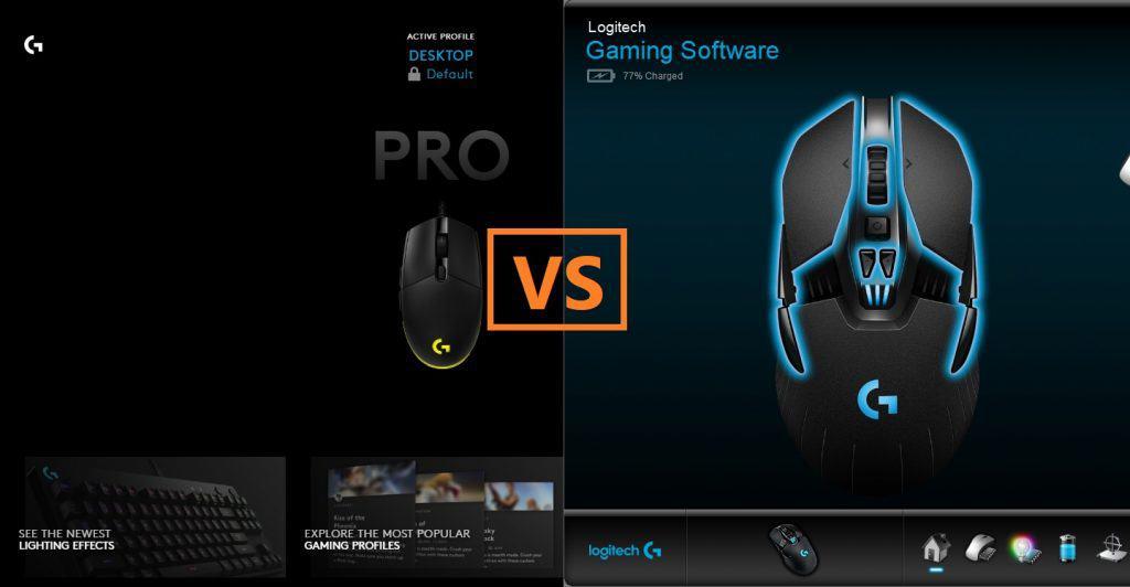 Logitech Gaming Software Vs Logitech G Hub What Should You Use