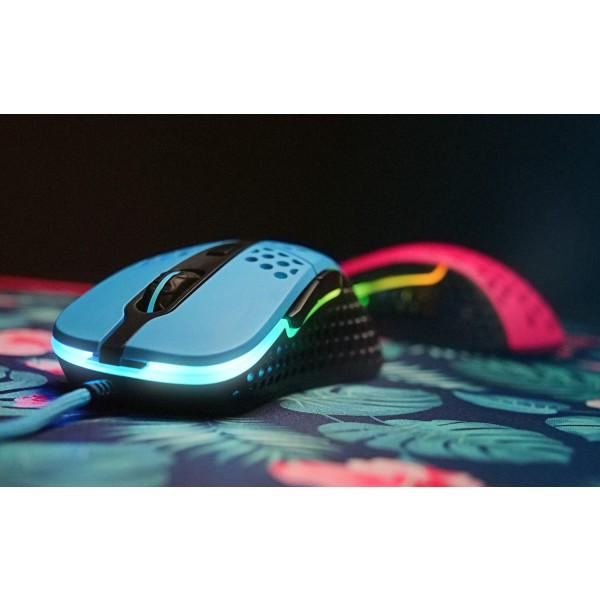 Xtrfy M4 RGB  -  Miami Blue