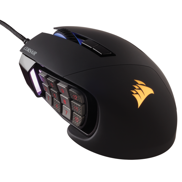 Corsair Scimitar Pro RGB - Black