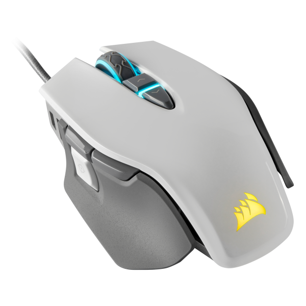 Corsair M65 RGB Elite - White