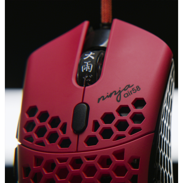 Finalmouse Air58 Ninja - Cherry Blossom Red