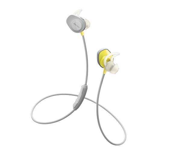 Bose SoundSport - Citron