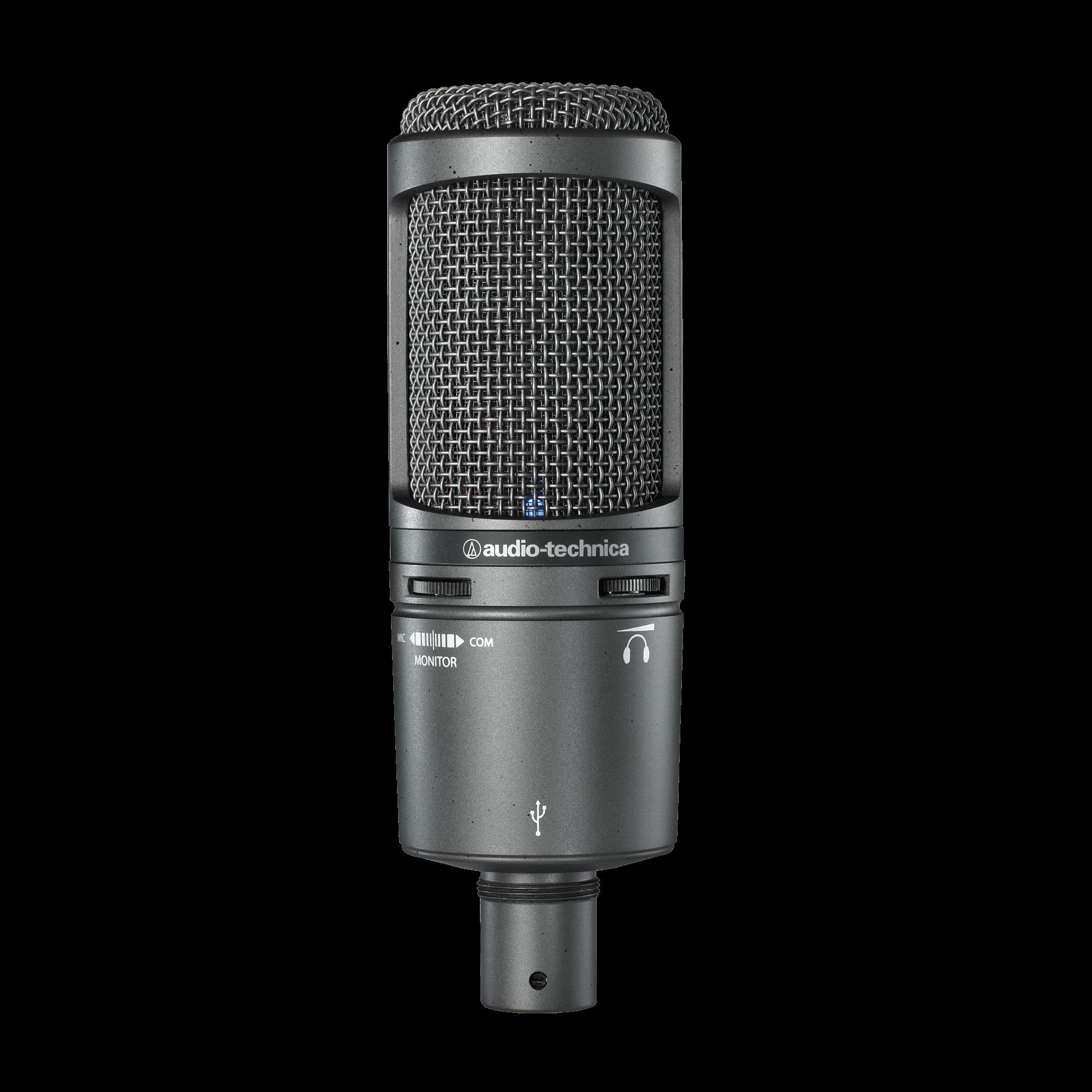 Audio-Technica AT2020USB+ - Dark Gray