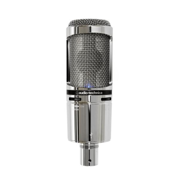 Audio-Technica AT2020USB+ - Silver